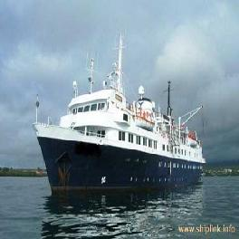 Passenger ship 70pax Expedition type - ship