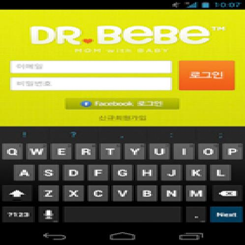 Dr.BEBE | Infants and toddlers, learning, play, lara, Android Application,childbirth and infant care,Educational Software