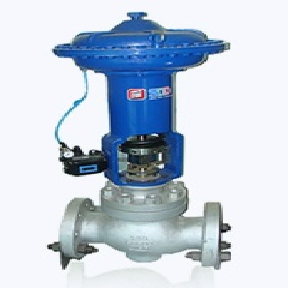 Control Valve with Diaphragm Actuator