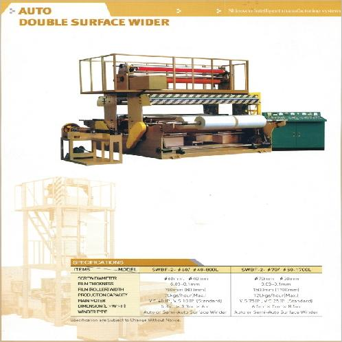 SWBF-PT- Φ60/1200L  | SURFACE WIDER, Wrapping machinery, machinery
