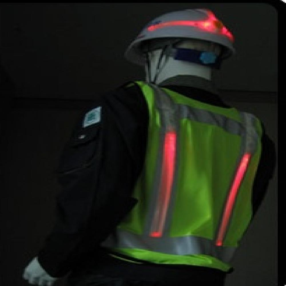 LED Safety Vest SJ-SVS(for Summer)