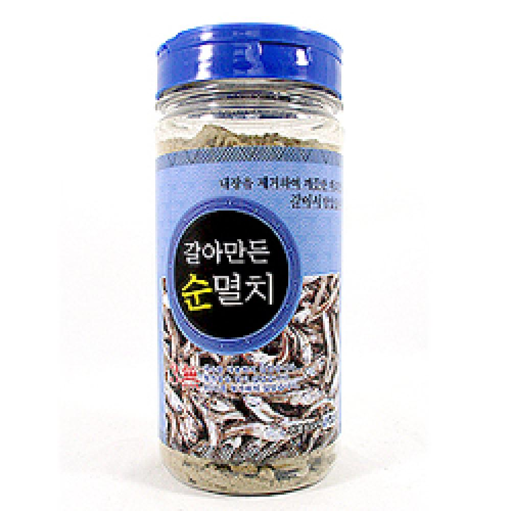Ground Anchovy
