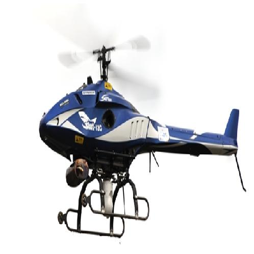 Industrial unmanned helicopter | Industrial unmanned helicopter