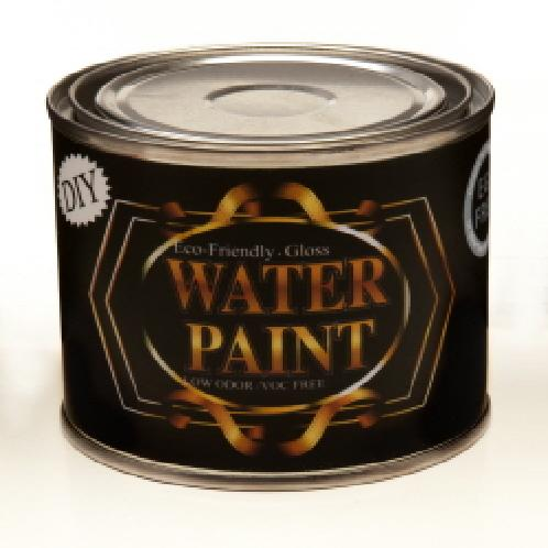DIY Water Paint | water paint, paint, gloss, matt