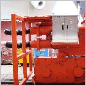 Crane Rail Coating System