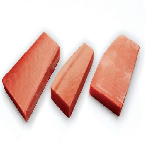 Saku Block - Yellowfin Tuna | Tuna, Parts, Frozen Tuna, Tuna Parts, Tuna Sushi slice, Saku Block, Sushi Neta, Super Frozen, Steak, Oilfish