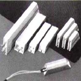 HIGH POWER TYPE METAL CLAD WIRE-WOUND RESISTOR