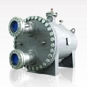 Disk & Shell heat exchangers