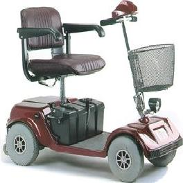 ELECTRIC MOTOR SCOOTER, ELECTRIC WHEEL-CHAIR ARM-REST