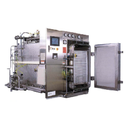 STERI-ACE (Sterilizing machine for retort foods)