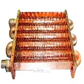 Burner/Heat Exchanger/Cooper Heat Exchange/Single Type-1