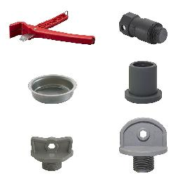 PB Others - Cutter, Ring Plug, Blanking Cap, Tap Cap