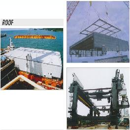 Steel structures and construction