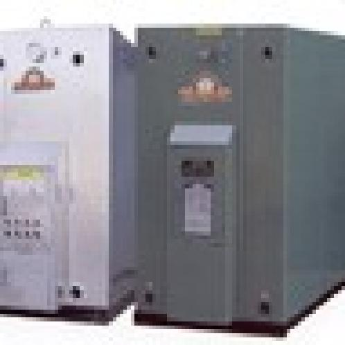 Heat storage electric boiler | Heat storage electric boiler