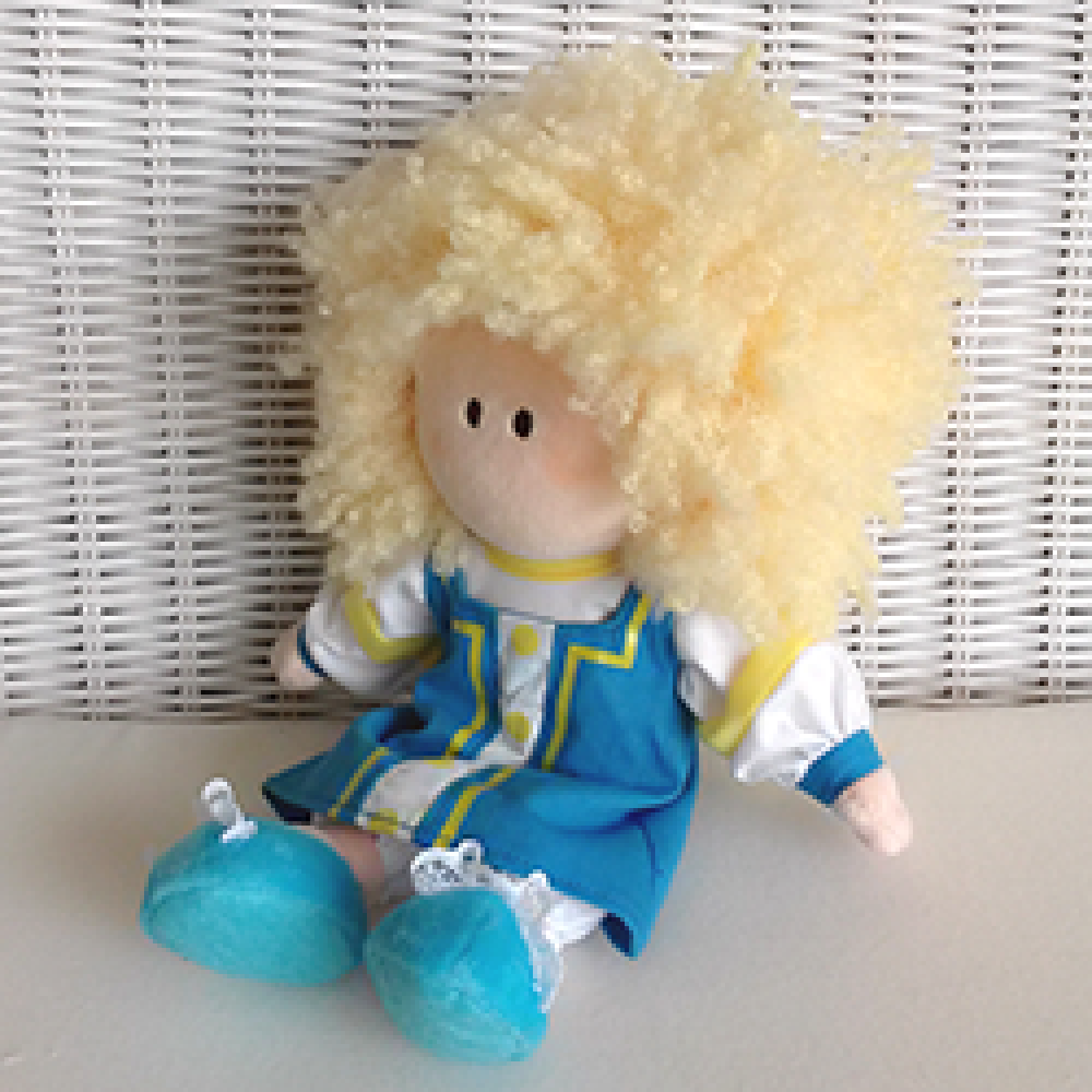 [HSPN] 'BBOGURI' plush doll of Russia