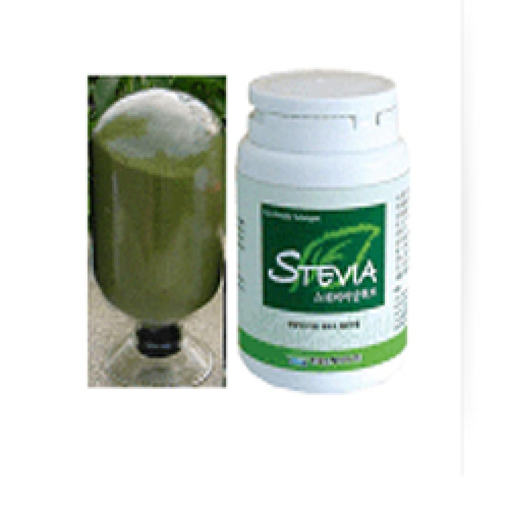 Powder of Stevia leaf