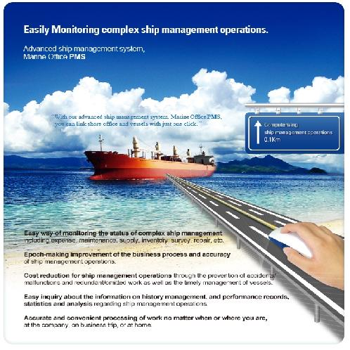 Marine Office PMS | Ship Management System