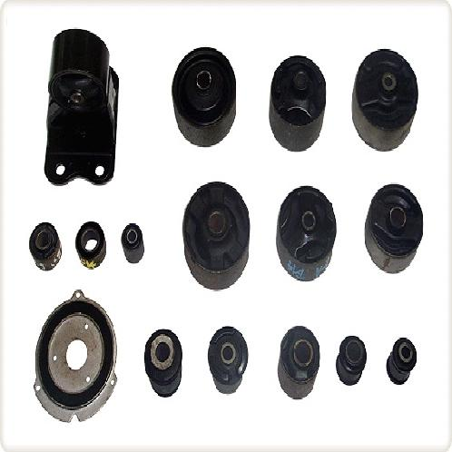 Anti-vibration system | Anti-vibration system, RUBBER, Parts for automobiles