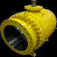 full image Trunnion Side Entry Ball Valve