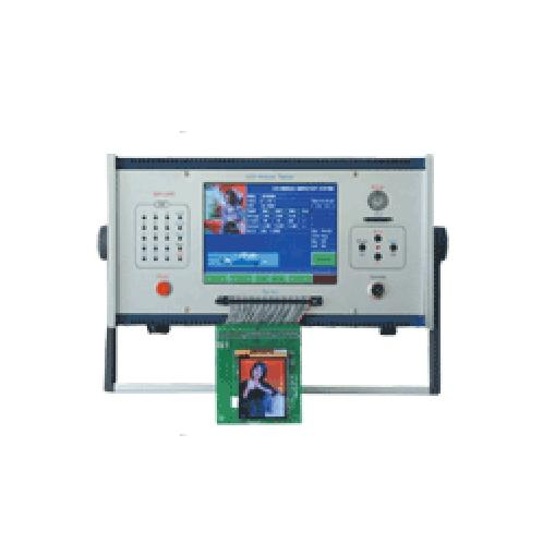 LCD module moving picture inspection system (EMT-240) | LCD, module, moving picture, inspection