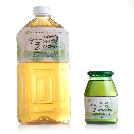 Alkali Green Tea