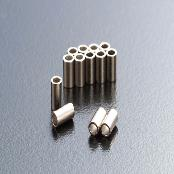 Thin wall hole cylinder type magnet