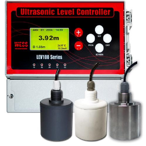 Ultrasonic Level Meter | Ultrasonic Level Meter, water level, water interface, water level detector