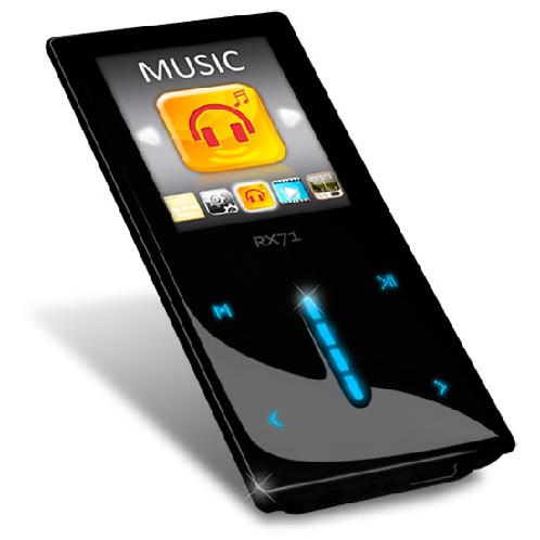 RX71 4Gb | RX71, mp3 player, mp3, mp4 player, mp4