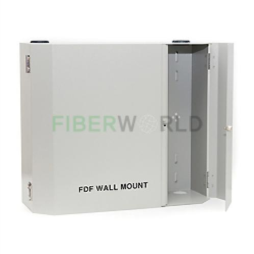FDF (FDF WALL 48C) | Optical Junction Box, Fiber Distribution Frame, FDF, Wall Mount FDF