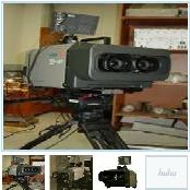 3D HD Stereoscopic Broadcasting Camera