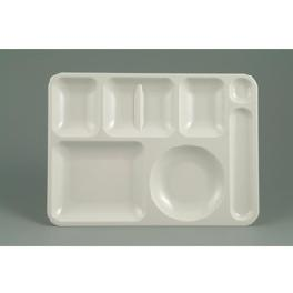 PC 4-way meal plate