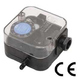 Differential Air PRESSURE SWITCH