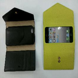 Wallet Case for iPhone 5