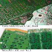 Single Sided Printed Circuit Board, Carbon Printed Circuit Board, Silverothrough-Hole Printed Circui