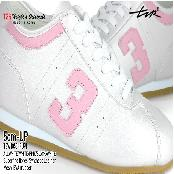 T2R 5cm hidden-lift (RUPI) TSW1053 White & Pink