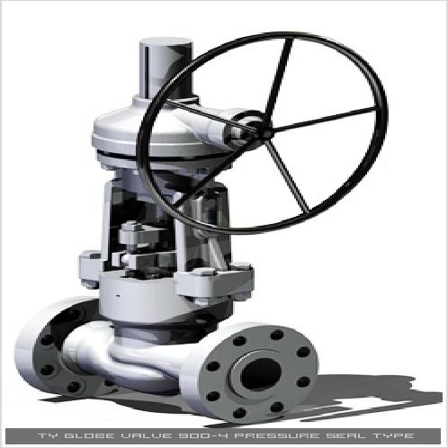 Presure Seal | Globe Valves