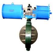 Shut-Off Butterfly Valve