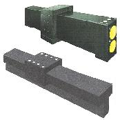 Granite air bearing (air slide way)