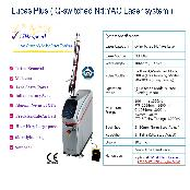 New Q-Switched Nd:YAG Laser - LUCAS PLUS