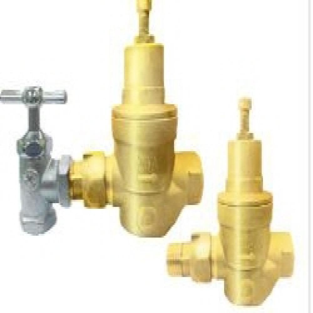 Home Pressure reducing valve