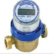 Digital Single Jet Dry Type Water Meter