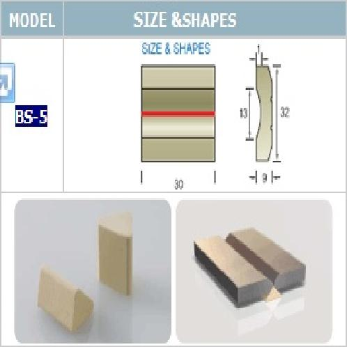 BS-5 | Weld back-up materials, BS+