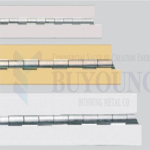 BYPHSN, BYPHTN | Continuous Hinges, Piano Long Hinges, Industrial parts, steel parts, pins, hinges, hardware, various parts
