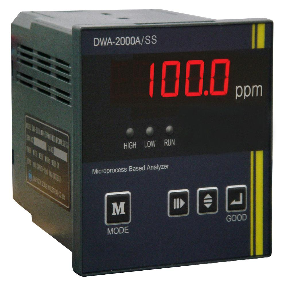 Suspended Solids controller