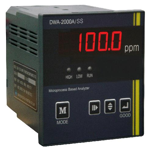 Suspended Solids controller | pH meter, water quality measurement, analyzer,SS, suspended, solids, water treatment, waste water, sewage, plant, sensor