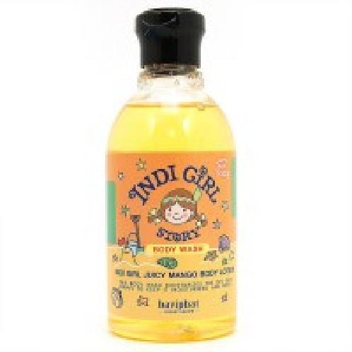 Indi Girl Juicy Mango Body Wash | body wash
