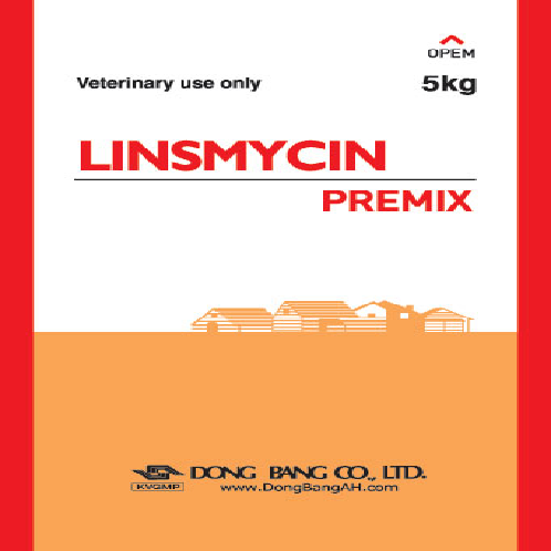 Linsmycin Premix | Animal health, veterinary product, Lincomycin, Spe