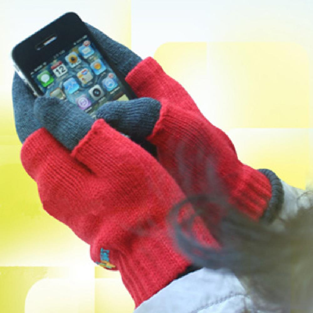 Gloves for smartphones