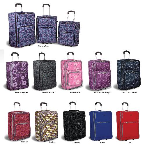 Luggage (REACH JLH-SET) | Luggage, Luggage Set