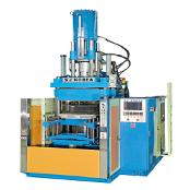 VACUUM INJECTION MOLDING MACHINE FOR RUBBER
